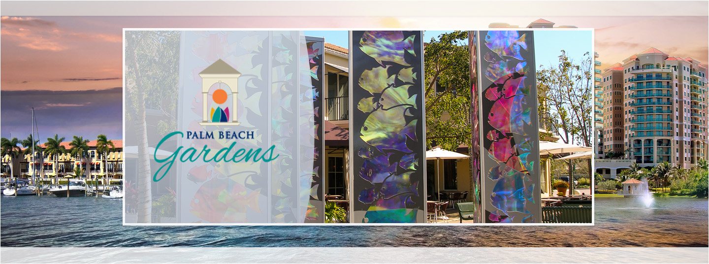 City of Palm Beach Gardens Local Places to Shop